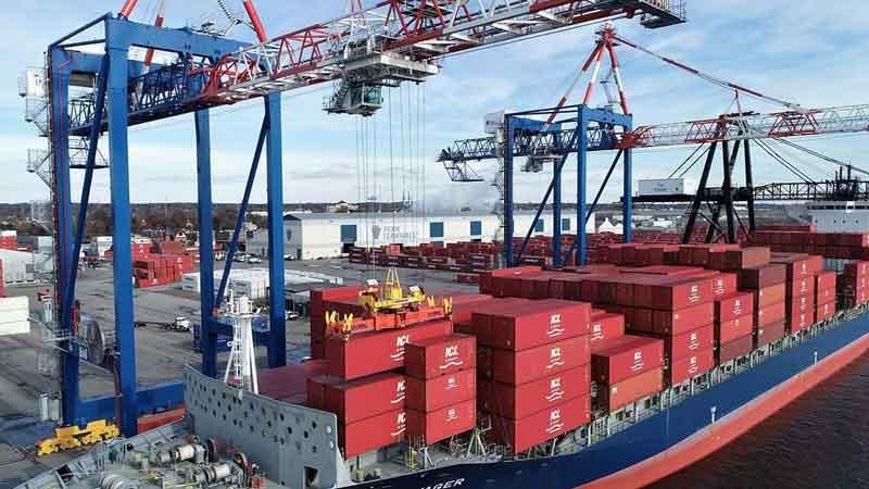 GCC Ports