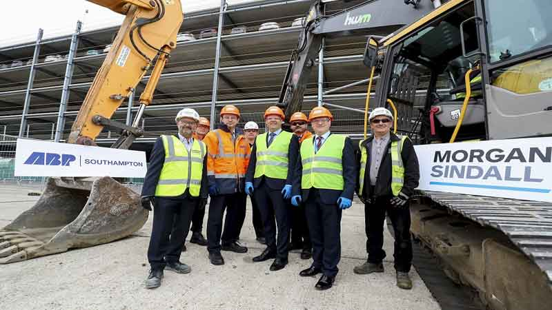 ABP launches the expansion of Port of Southampton