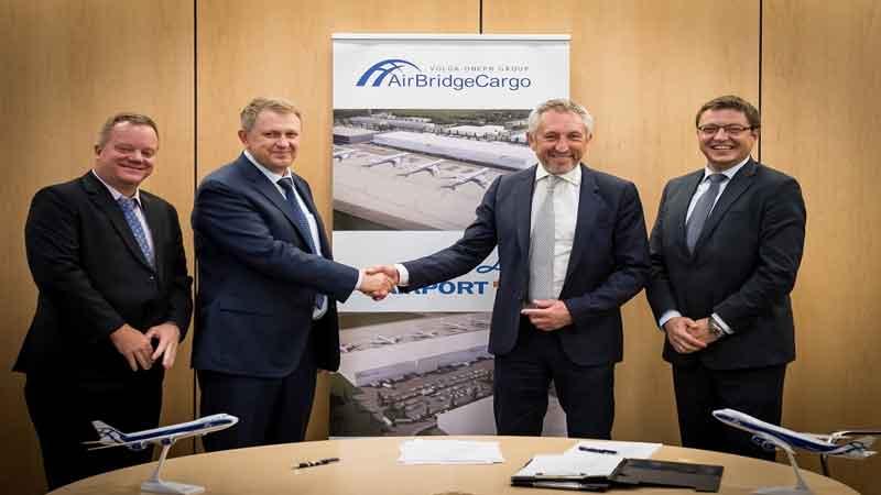 AirBridgeCargo to set up its European hub at Liege Airport