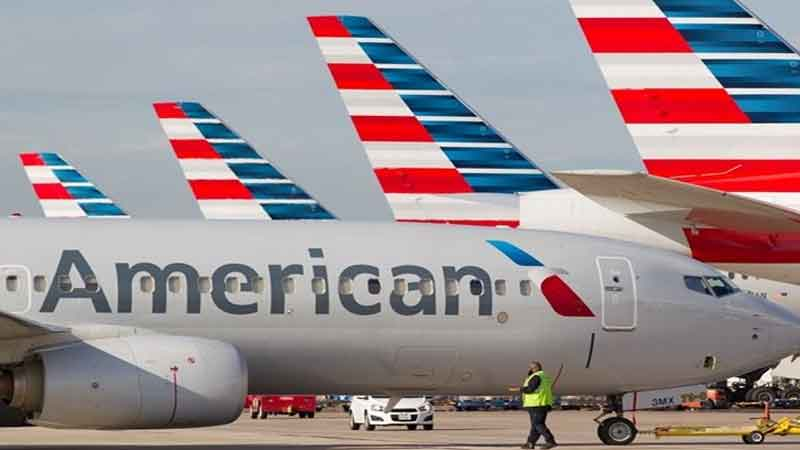 American Airlines celebrates 75 years of cargo service
