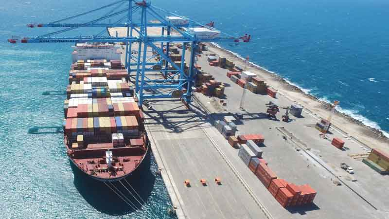 APM Terminals signs partnership with Brasco for oil exploration support