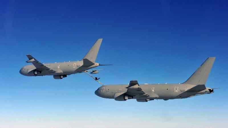 Italian Air Force solidifies KC-767A Tanker mission readiness with Boeing PBL Agreement