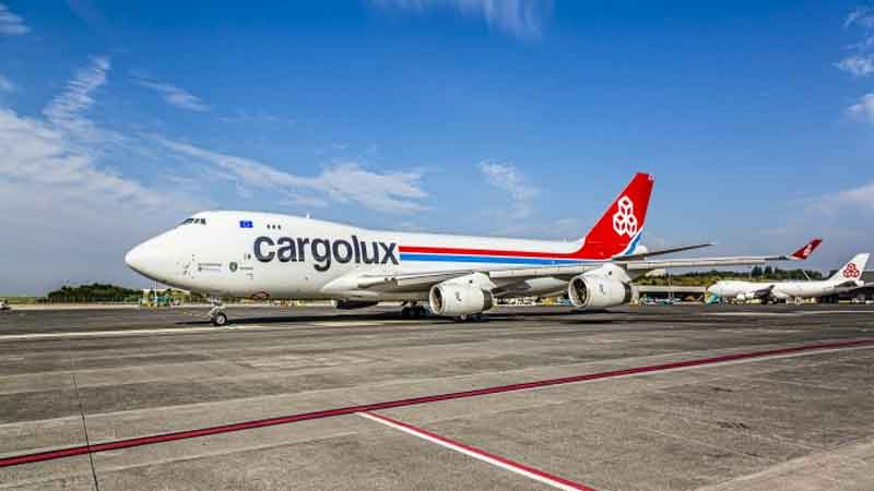 """Cargolux recognized """"Best Developing Freighter Operator 2019"""""""