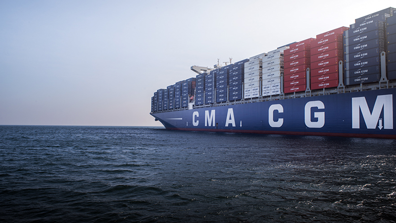 CMA CGM launches new service between Morocco and Europe
