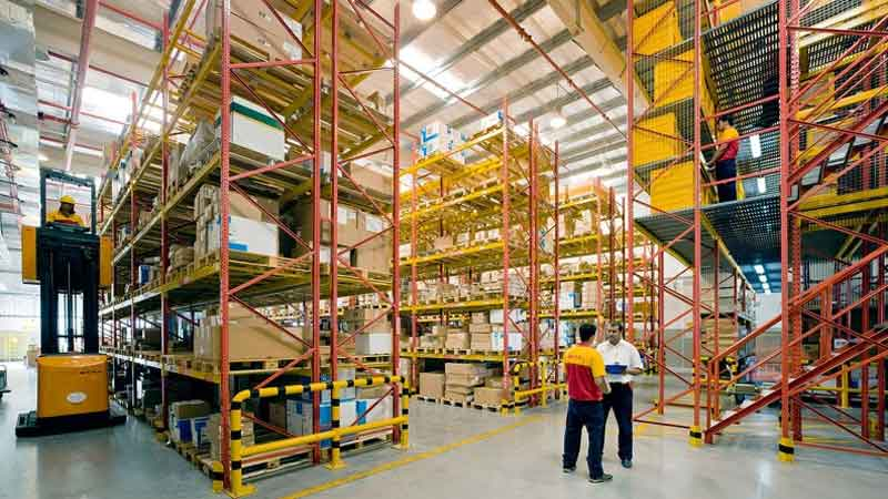 Tetra Pak chooses DHL Supply Chain for digital twin warehouse