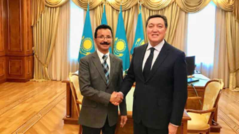 DP World to invest in new Kazakhstan infrastructure