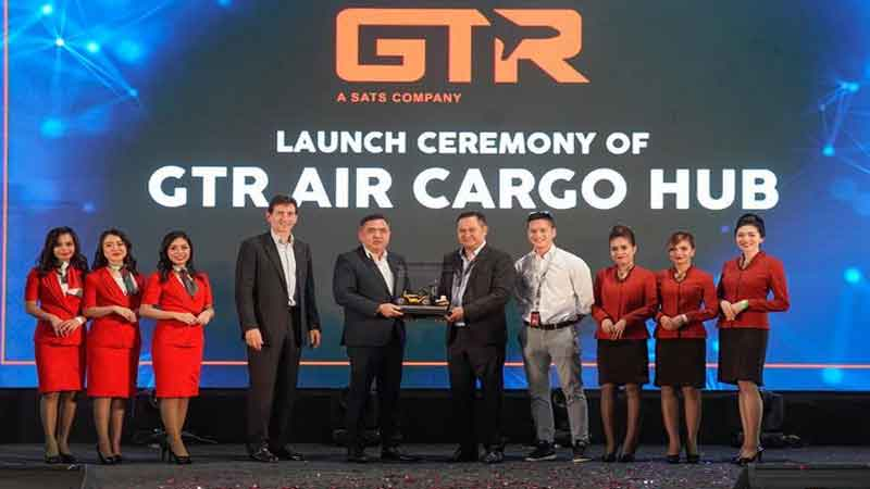 AirAsia ground handling unit opens Kuala Lumpur airfreight hub