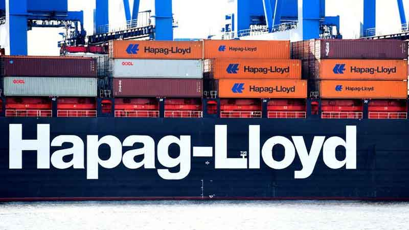 Hapag-Lloyd adds additional vessel to WSN service