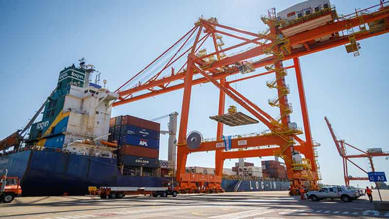 ICTSI opens TecPlata box terminal to boost operations in Argentina