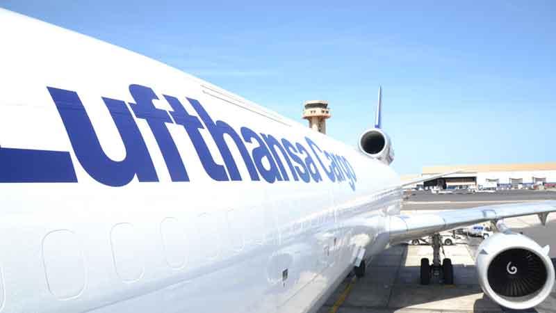 Lufthansa Cargo to offer spot market capacity on digital platform