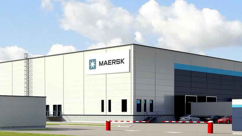 Maersk to build carbon neutral Pharma warehouse in Poland