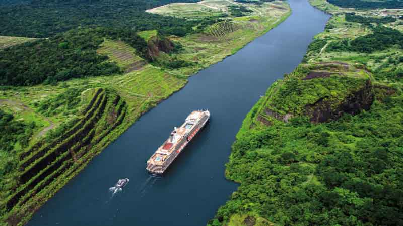 Panama Canal closes 2019 fiscal year with record tonnage