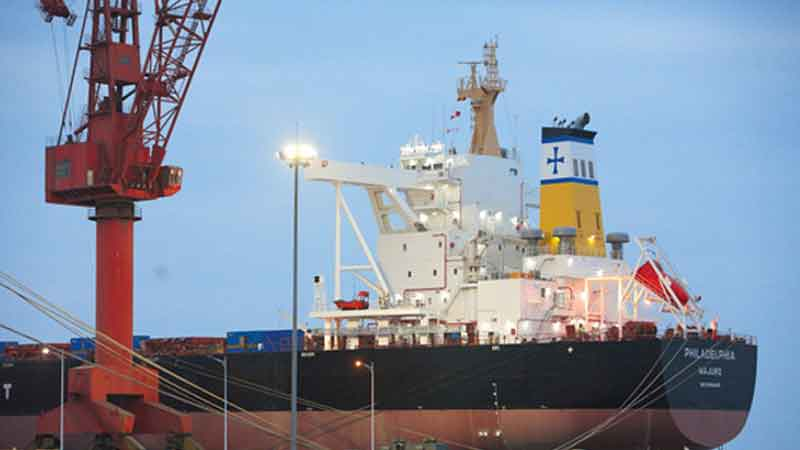 Diana Shipping enters time charter contract with BHP