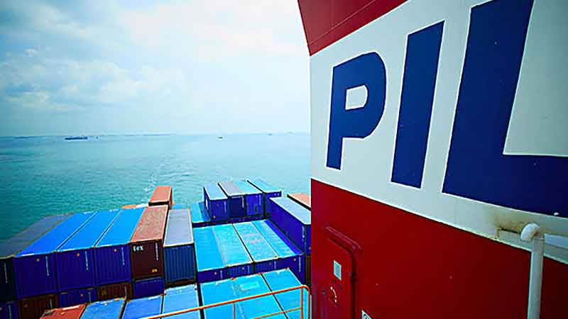 PIL upgrades South-East Asia-Australia services