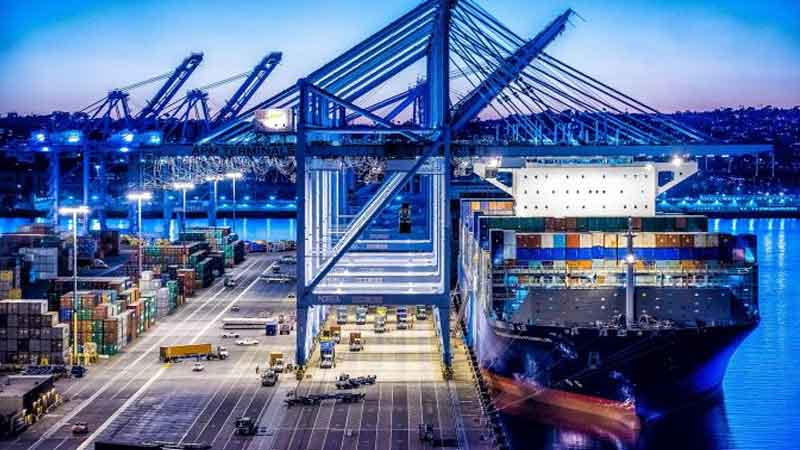 Port of Los Angeles moved near-record cargo in 2019