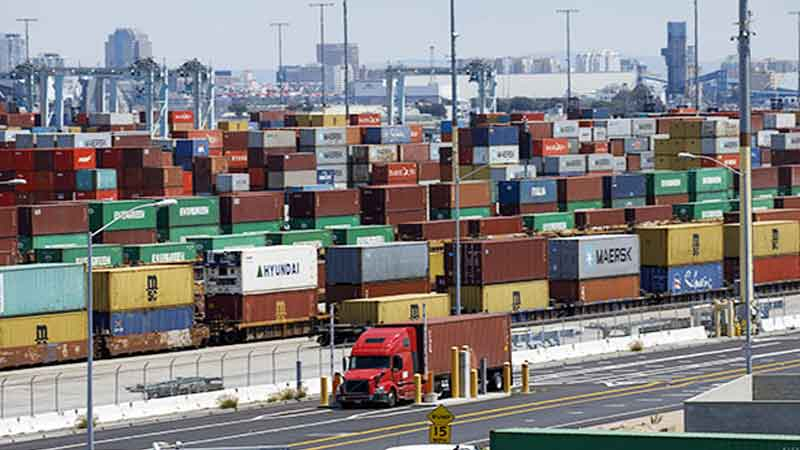 Port of Los Angeles sees cargo surge in August