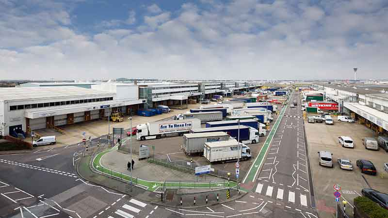 Swissport signs long-term lease at SEGRO's Heathrow Cargo Centre