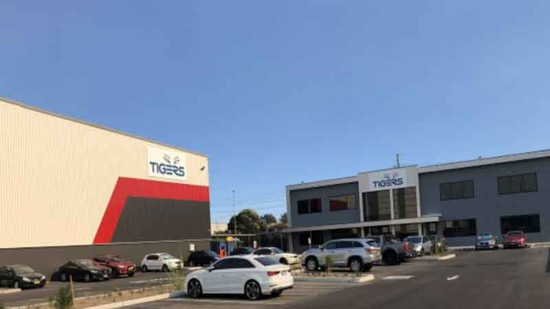Tigers Australia opens new facility in Sydney to support e-commerce growth