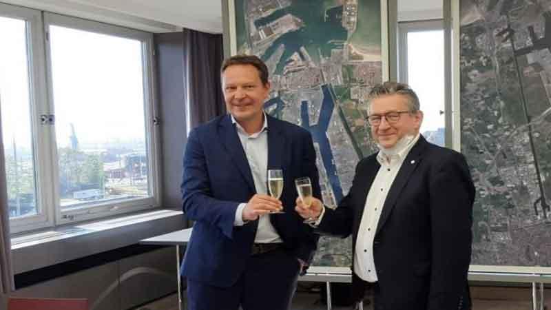 Tom Hautekiet becomes new CEO Port of Zeebrugge