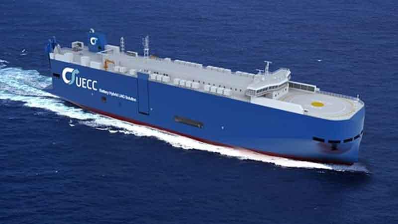 UECC signs newbuilding contract