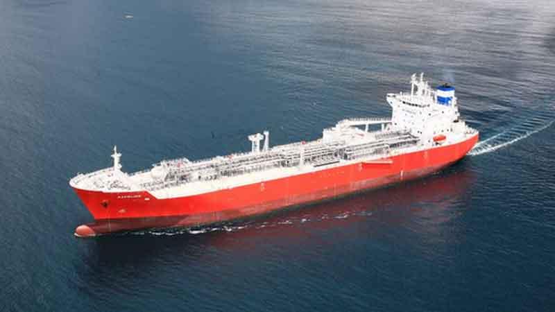 Wärtsilä wins order for world's first ships running on LPG